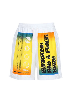 Rokit Baggie Cotton Shorts