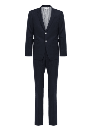 Light Wool Gabardine Suit