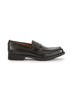 Emile leather moccasins