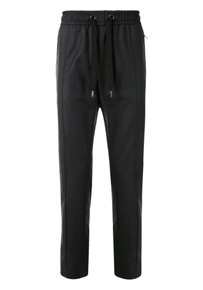 Dolce & Gabbana tapered track pants - Blue