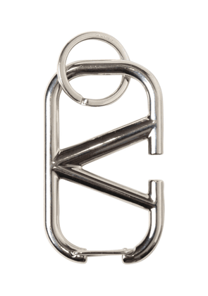 V Logo Metal Key Holder