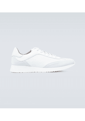 Exclusive to Mytheresa - Grand Prix leather sneakers