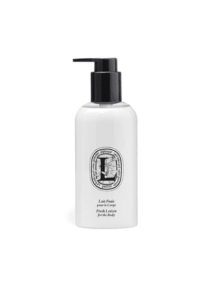 Fresh lotion for the body in new falsk 250 ml