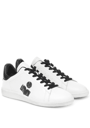 Billyo leather sneakers
