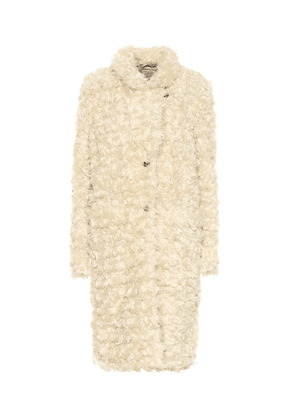 Dary faux fur coat