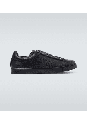 Exclusive to Mytheresa - low top leather sneakers