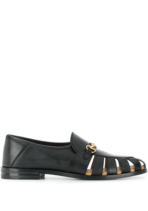 Gucci horsebit-detailed loafers - Black