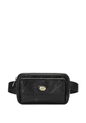 Gucci Interlocking G belt bag - Black