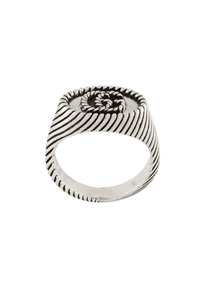 Gucci Double G ring - SILVER