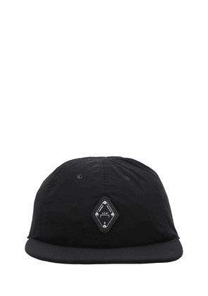 Metal Logo Tech Baseball Cap