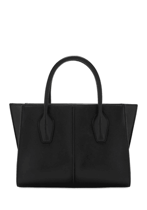Small Lee Leather Tote Bag