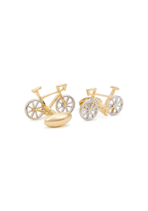 Paul Smith Bicycle Gold-tone Cufflinks
