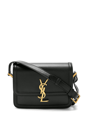 Saint Laurent small Solferino satchel crossbody bag - Black