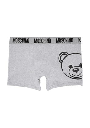 Moschino Grey Teddy Boxers