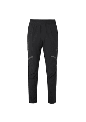 Under Armour - UA Flex Slim-Fit Tapered Stretch-Shell Cargo Trousers - Men - Black