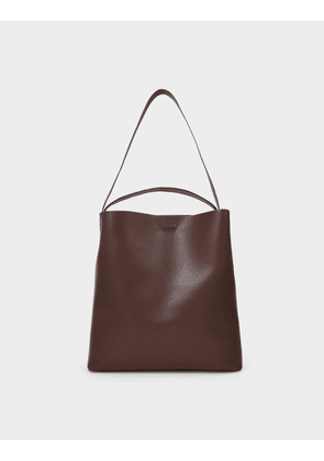Sac Bag in Brown Leather