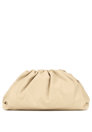 The Pouch leather clutch