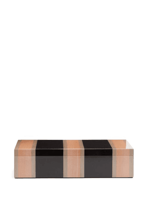 Smythson - Marquetry Lacquered-wood Box - Mens - Pink