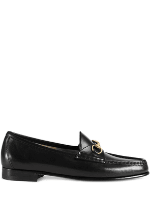 Gucci 1953 Horsebit loafer in leather - Black