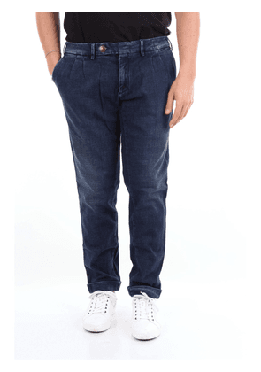 BARBA Jeans Straight Men Blue jeans