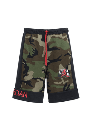 Jordan Jumpman Cotton Blend Shorts