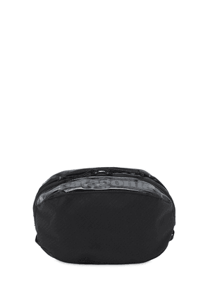 Black Hole Cube Small Toiletry Bag
