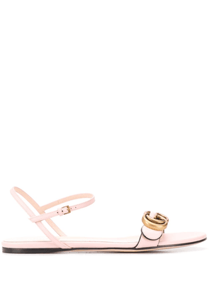 Gucci Double G sandals - PINK
