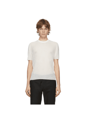 Dion Lee White Float T-Shirt