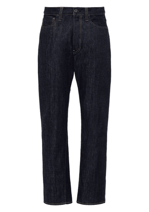 Prada Selvedge five-pocket jeans - Blue