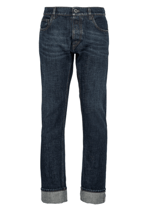 Prada bootcut five-pocket jeans - Blue