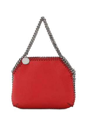 Falabella Faux Leather Top Handle Bag