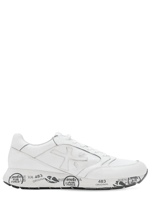 Zac Zac Leather Low-top Sneakers