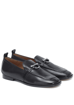 Faylor leather loafers