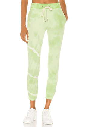n:philanthropy Night Jogger in Green. Size M,S,XS.