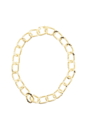 Sophie Buhai - 18kt Gold-vermeil Rope-chain Necklace - Womens - Gold