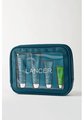 Lancer - The Method: Intro Kit, Oily - Congested Skin