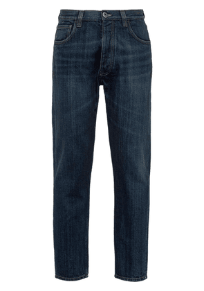 Prada straight five-pocket jeans - Blue