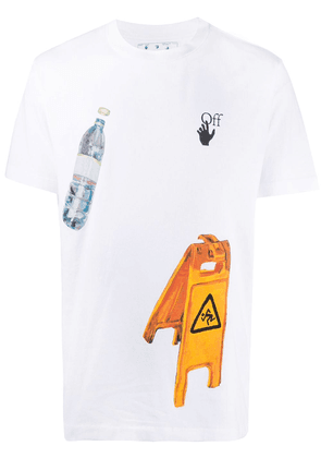 Off-White Pascal Medicine printed T-shirt