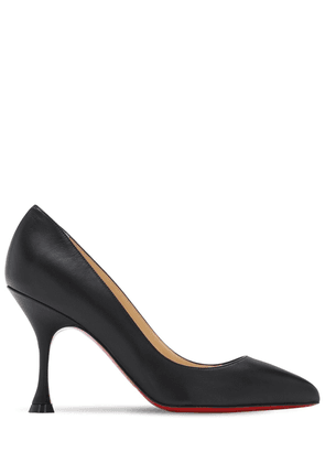 85mm O Pigalle Leather Pumps