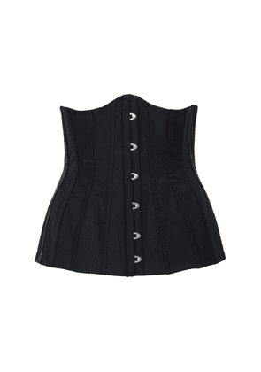 Fitted Wool Corset Top