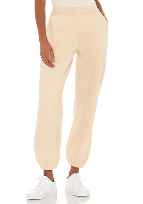 Atoir x Rozalia Track Pant in Cream. Size XS.