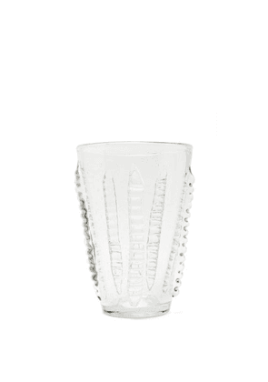 Aerin - Lattea Large Glass Vase - Clear