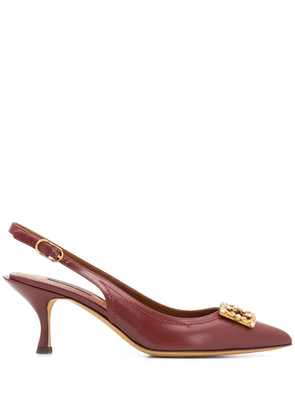 Dolce & Gabbana Amore 70mm pumps - Red