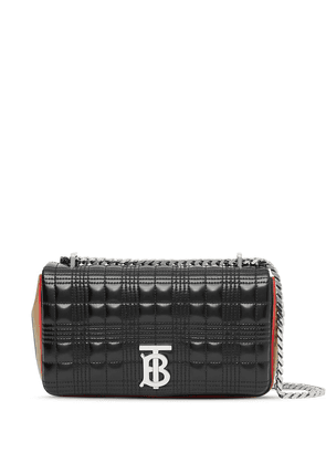 Burberry Lola quilted crossbody bag - Black