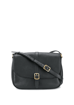 Saint Laurent Sorbonne crossbody bag - Black