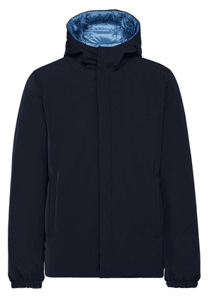 Prada reversible down jacket - Blue