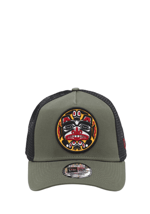 Tattoo Pack Trucker Cap W/ Mesh