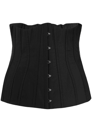 Dolce & Gabbana fitted corset - Black