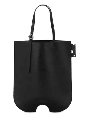 Swiss Leather Tote Bag