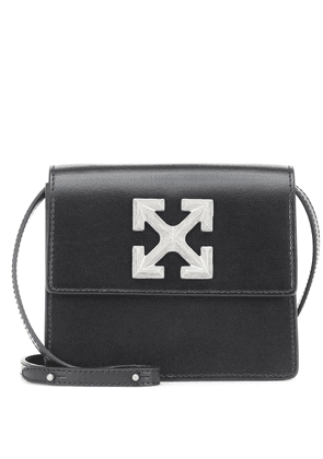 Jitney Small leather shoulder bag